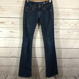 Miss Me. Glitz Boot Cut Jeans.